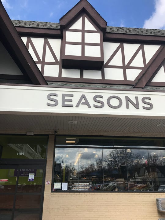 Seasons has reopened in the Golden Horseshoe Shopping Center in Scarsdale. Photographed Feb. 21, 2019.