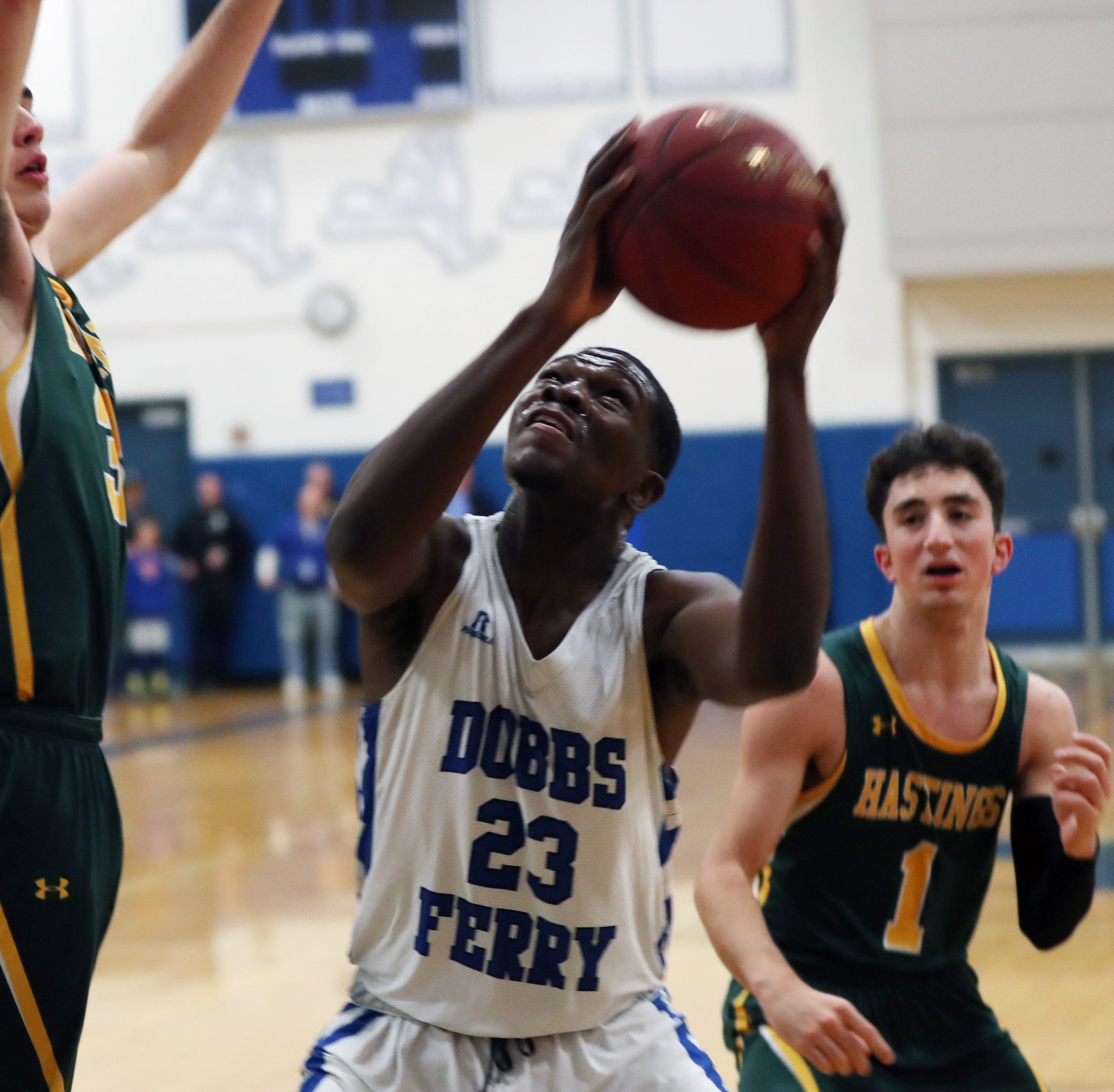Boys basketball: Dobbs Ferry finally matches Hastings to return to County Center