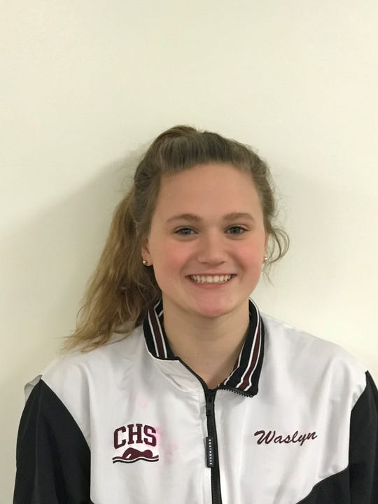 Concord freshman Rylee Waslyn is the Delaware Online Athlete of the Week for Week 12 of the winter season.