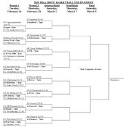2019 DIAA Boys Basketball Tournament