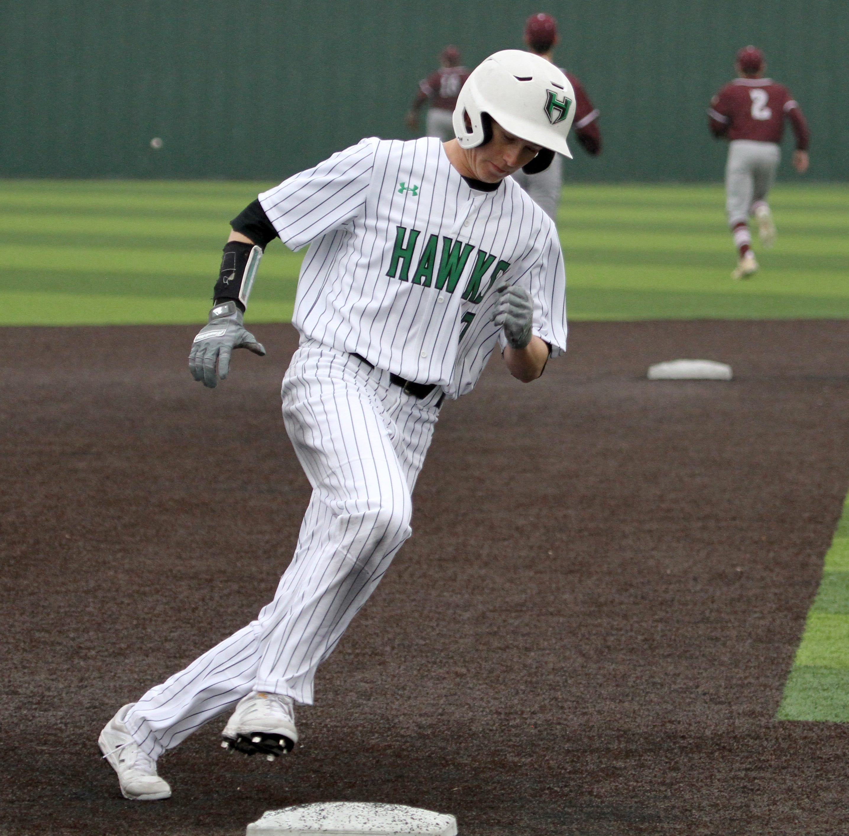 Iowa Park's Logan Kimbro making a name for himself
