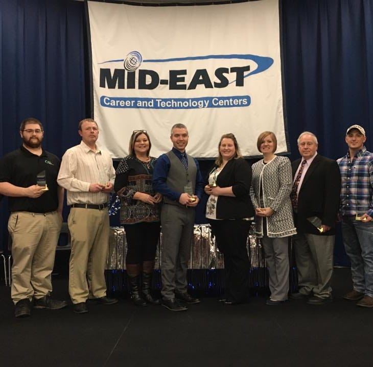 Mid-East inducts alumni into Hall of Fame
