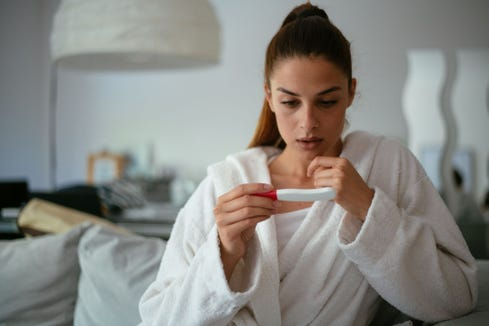 The FDA regulates home pregnancy tests.