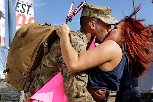 Military spouses experience high stress, survey says