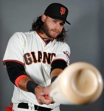 Brandon Crawford, Giants