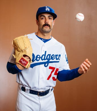 Scott Alexander, Dodgers