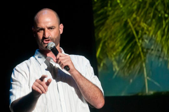 Actor/comedian Brody Stevens, seen here in 2013, has died.