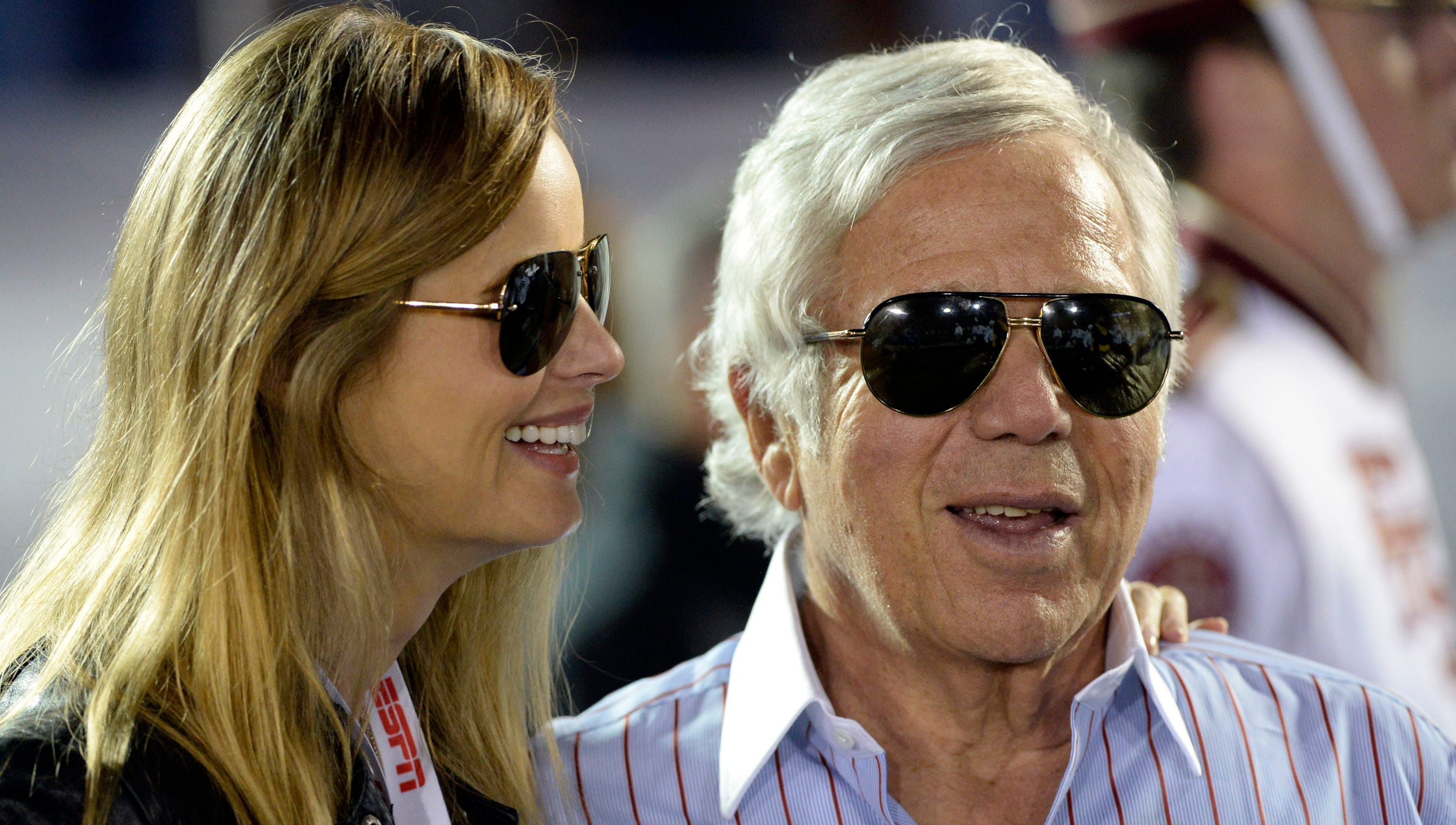 Robert Kraft: What we know about the sex solicitation