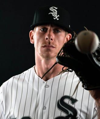 Ian Hamilton, White Sox