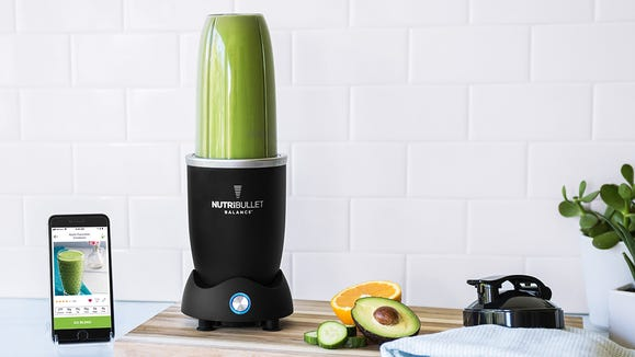 This blender syncs with an app so your smoothies taste perfect every time.