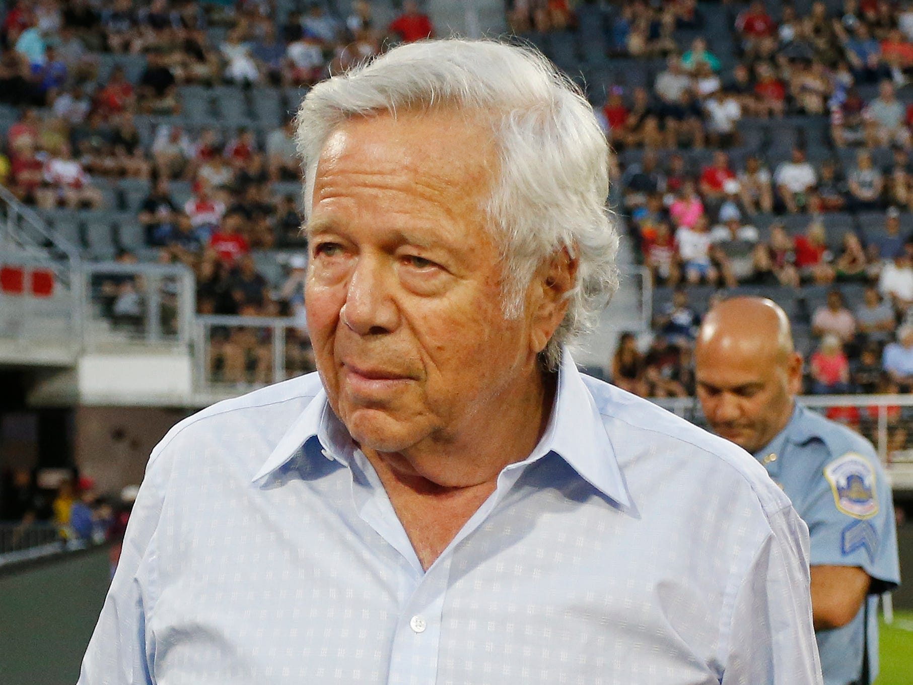 When rich men like Robert Kraft get charged with soliciting prostitutes, we forget so fast