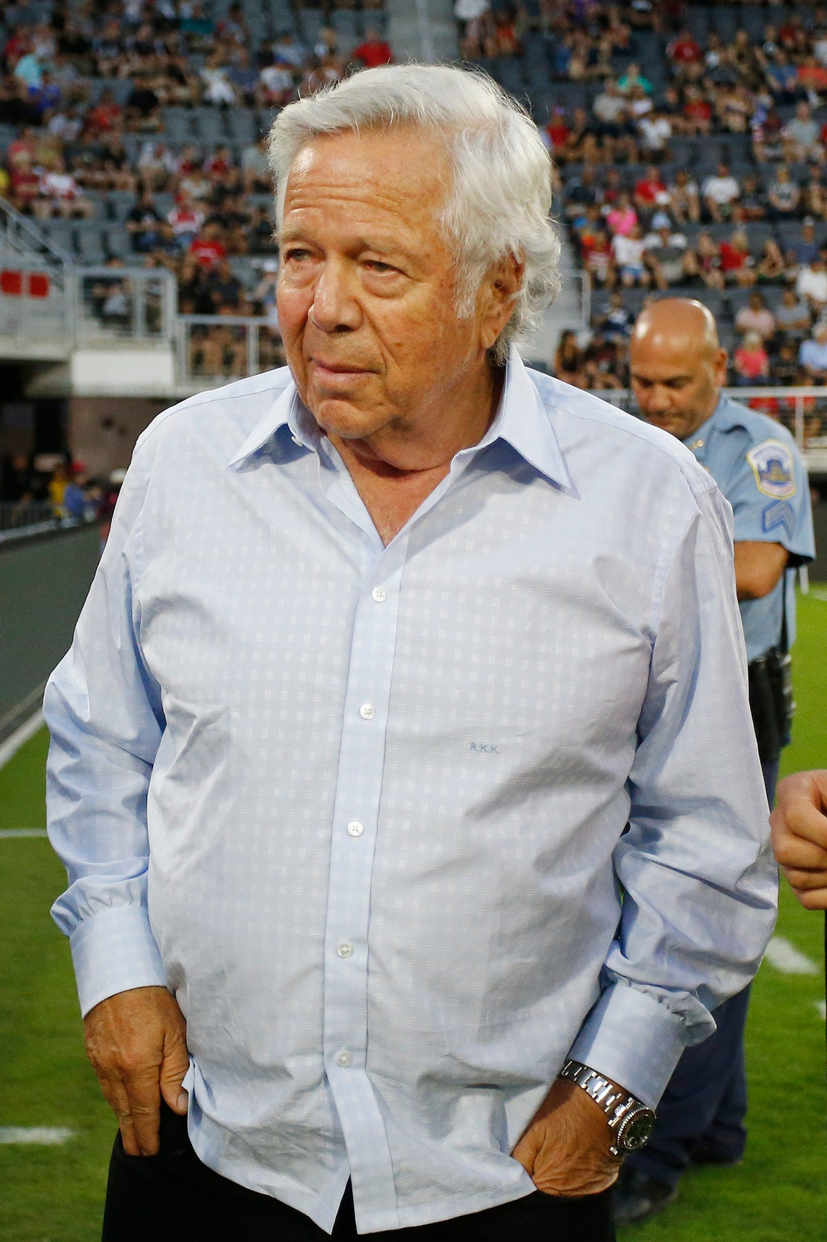 Robert Kraft charges  Patriots owner subject to discipline from NFL c9591df57