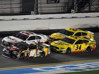 Joey Logano, Michael McDowell clear the air over Daytona 500 feud