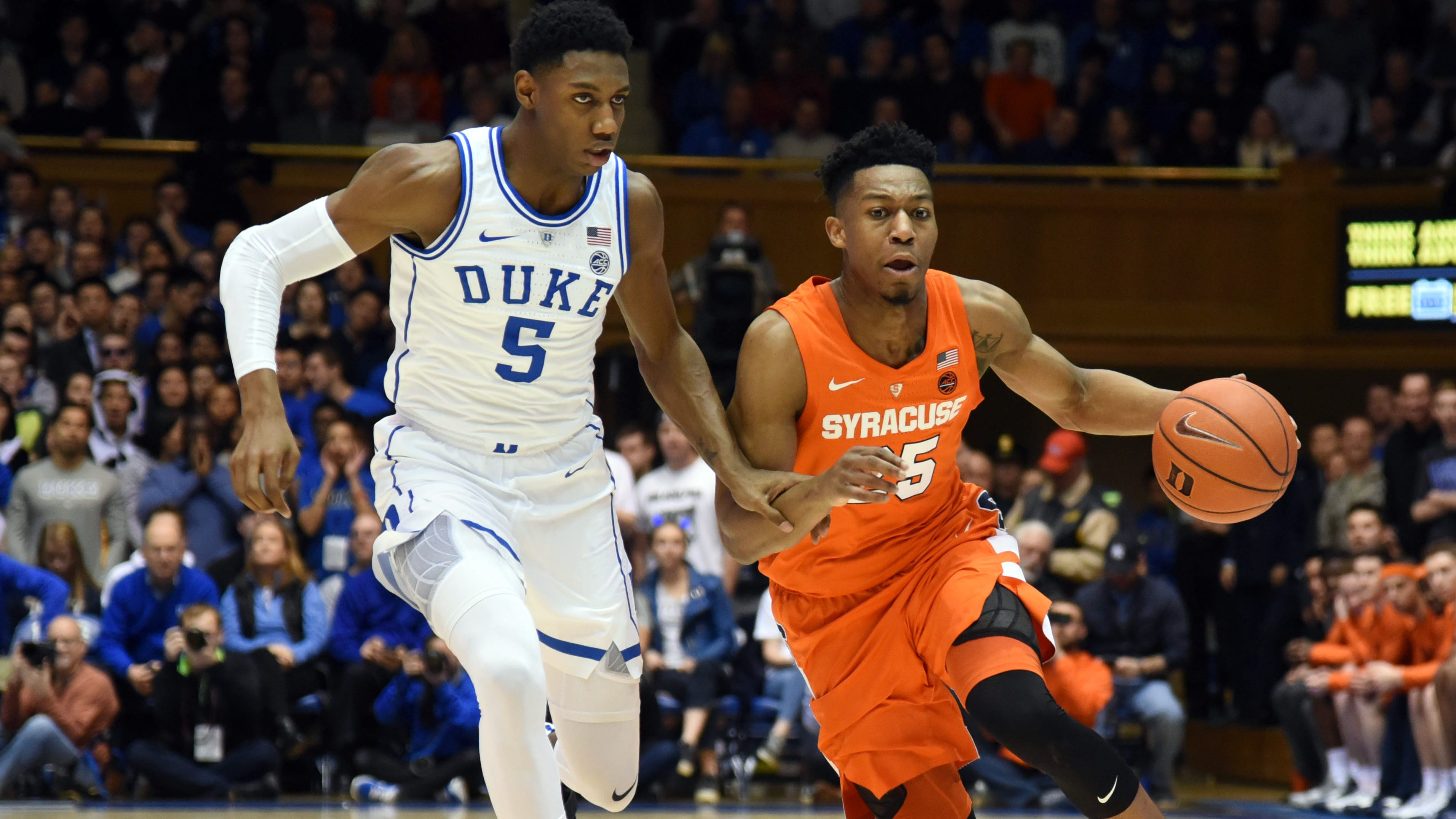 March Madness Duke Syracuse Top College Basketball Weekend