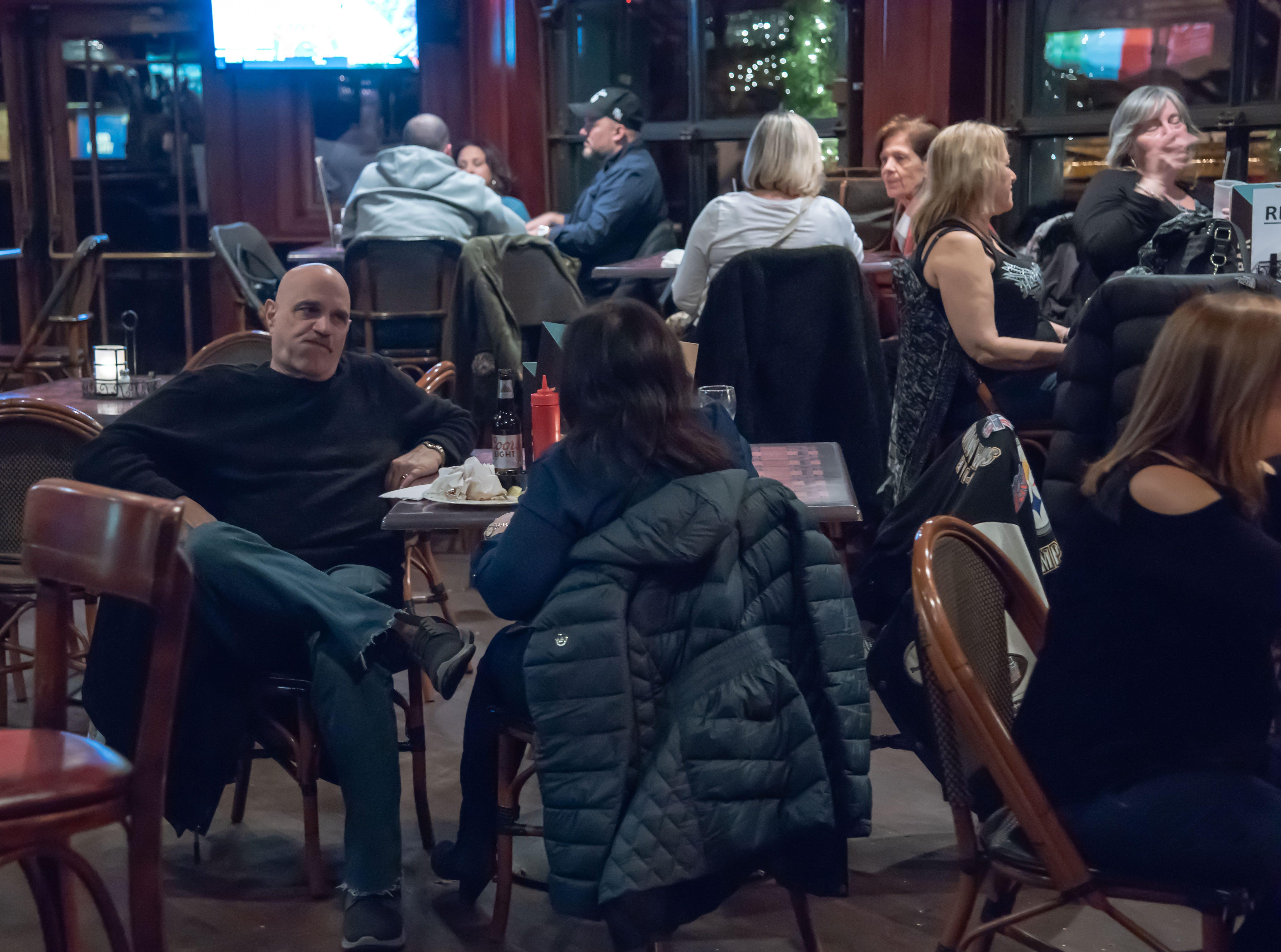 National Margarita Day at Bar Anticipation, Lake Como, Feb. 22, 2019.