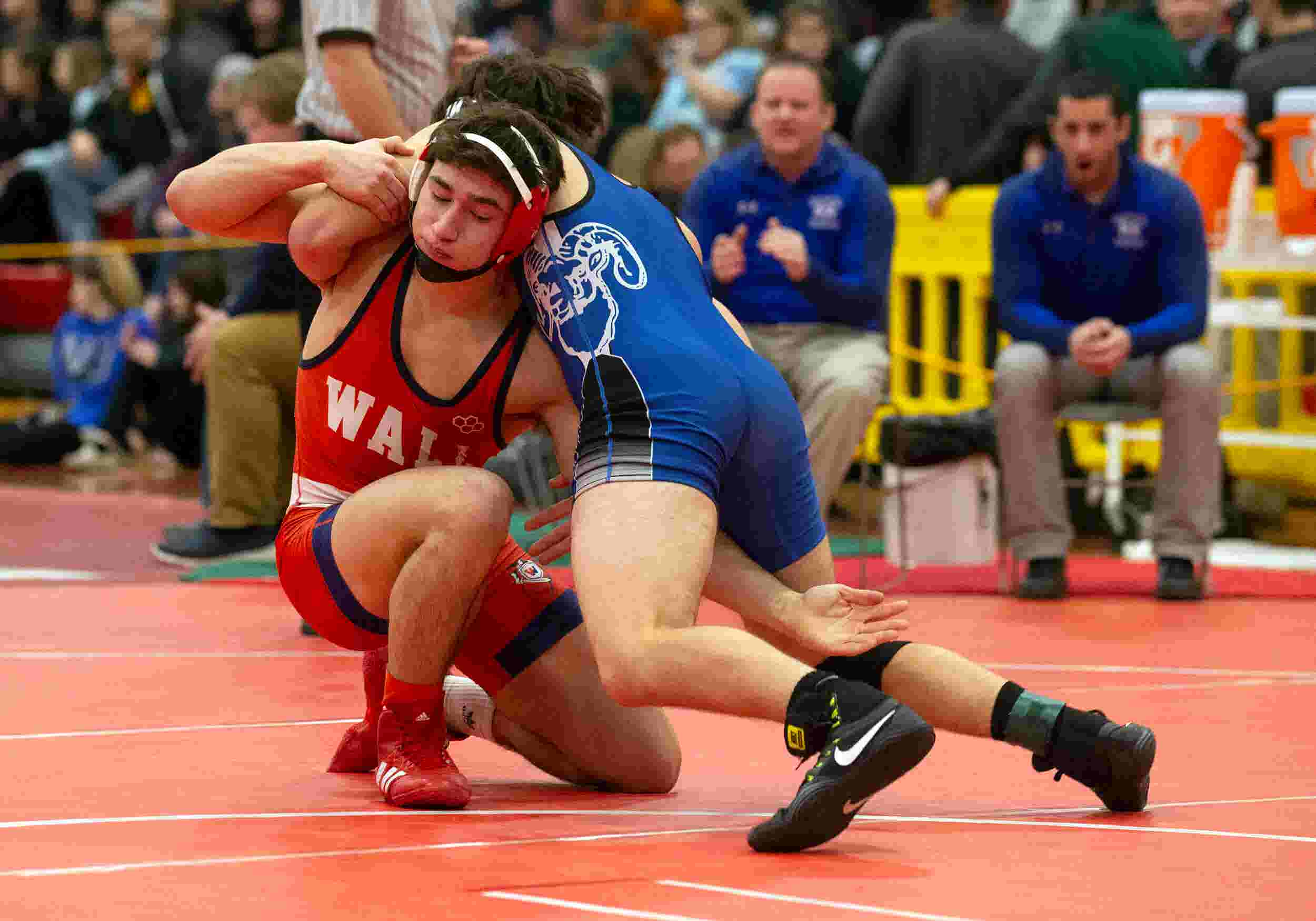 NJ wrestling: Robert Kanniard of Wall is ready for final shot at a state  championship