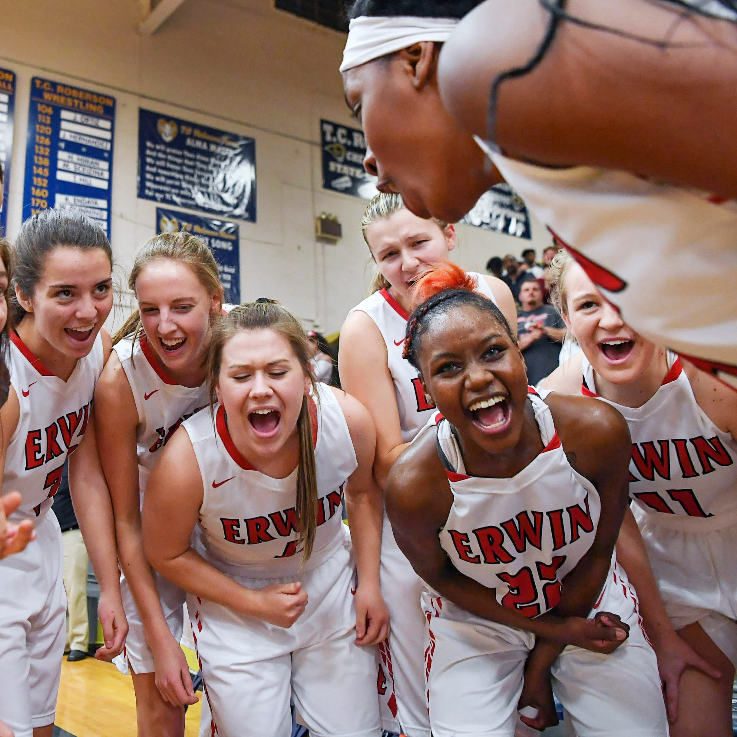 Erwin takes conference tournament title with win over Asheville High