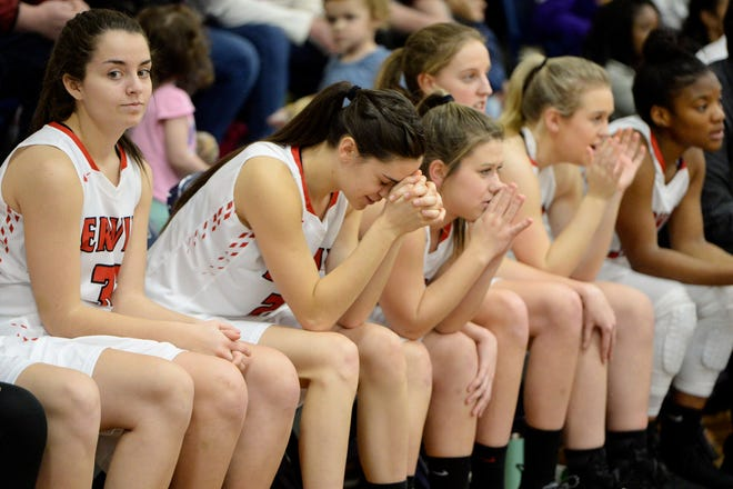 Erwin was eliminated Thursday night during its second round playoff game.