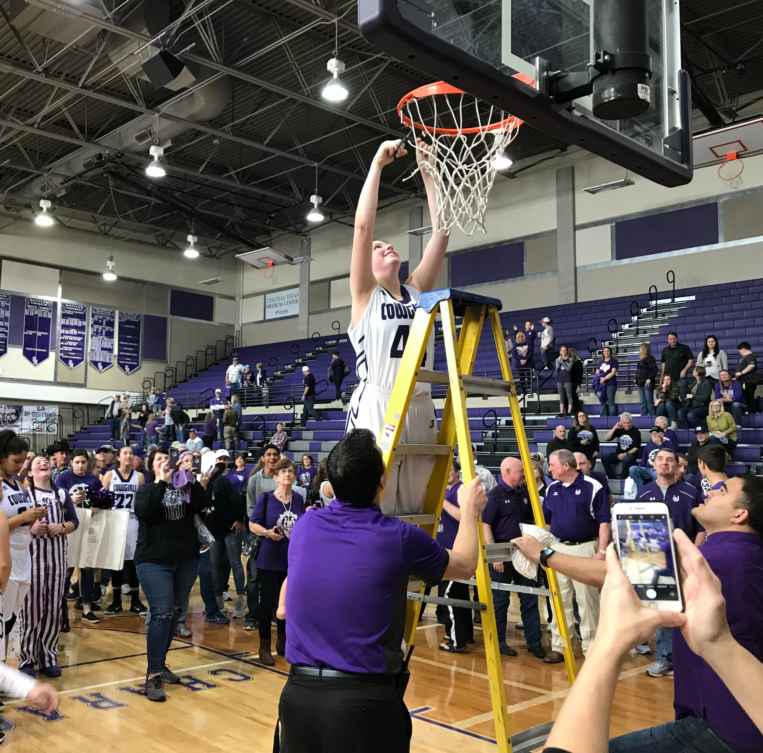 Mason girls top San Saba to earn return trip to UIL state basketball tournament