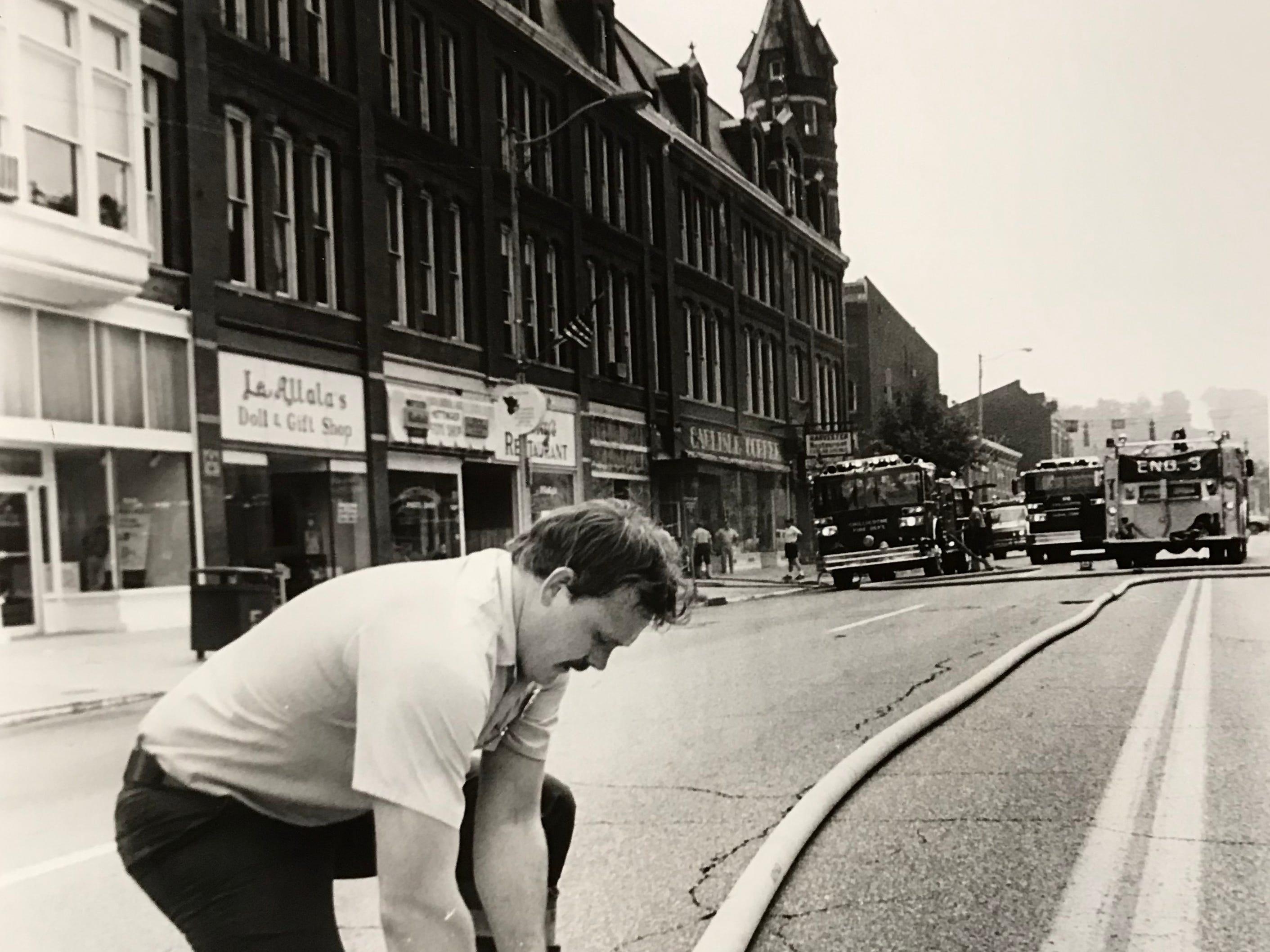 Chillicothe Fire Department, undated Gazette file photo
