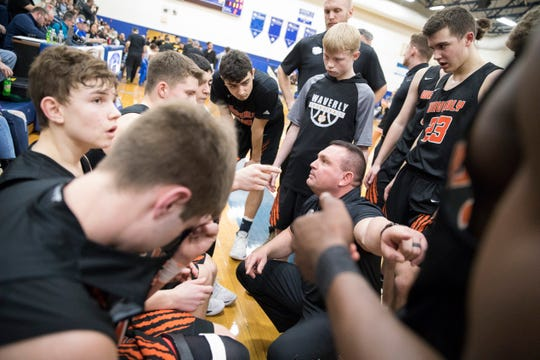 The Waverly Tigers head to the Convo as they take on one-seeded Sheridan in a Division II district semifinal.