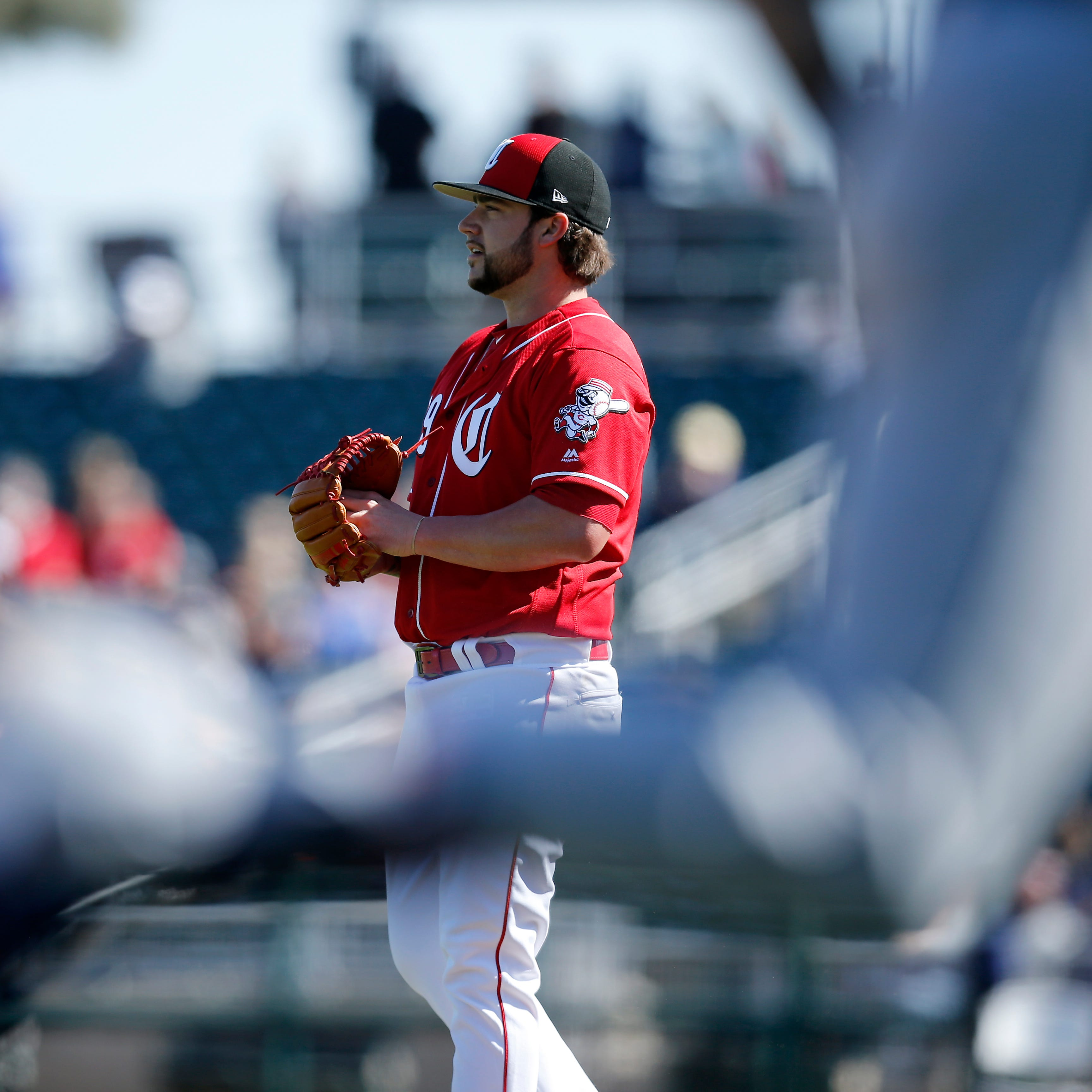 Cincinnati Reds cut 5 players from big league camp, including pitcher Brandon Finnegan