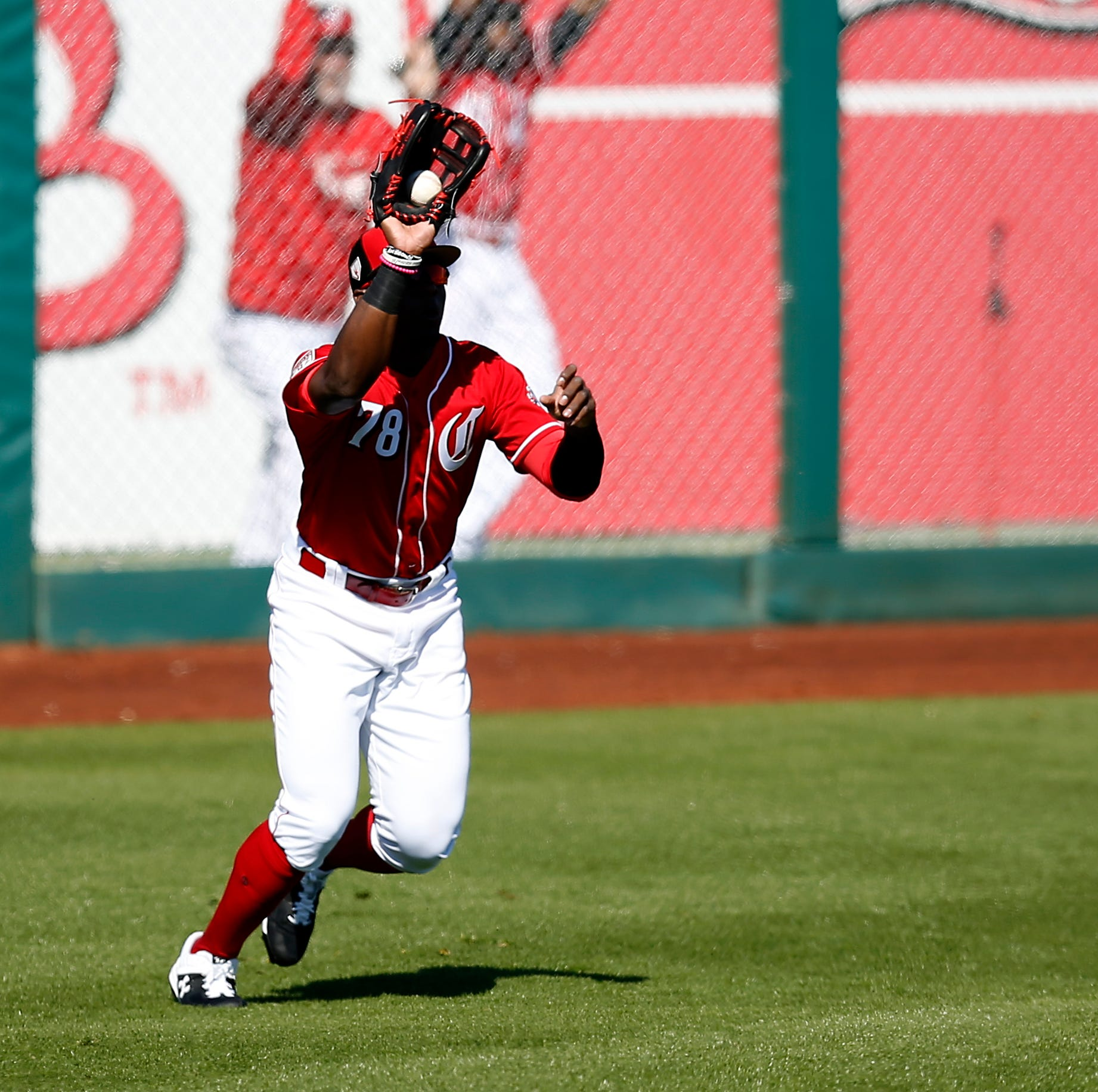 Cincinnati Reds prospect Taylor Trammell survives trade rumors, is focused on improving