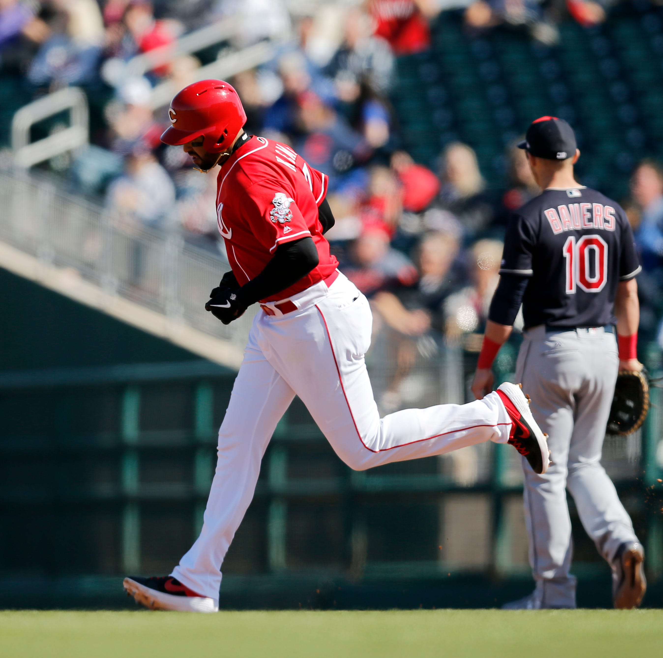 Breaking down the positional battles as the Cincinnati Reds prepare their 25-man roster