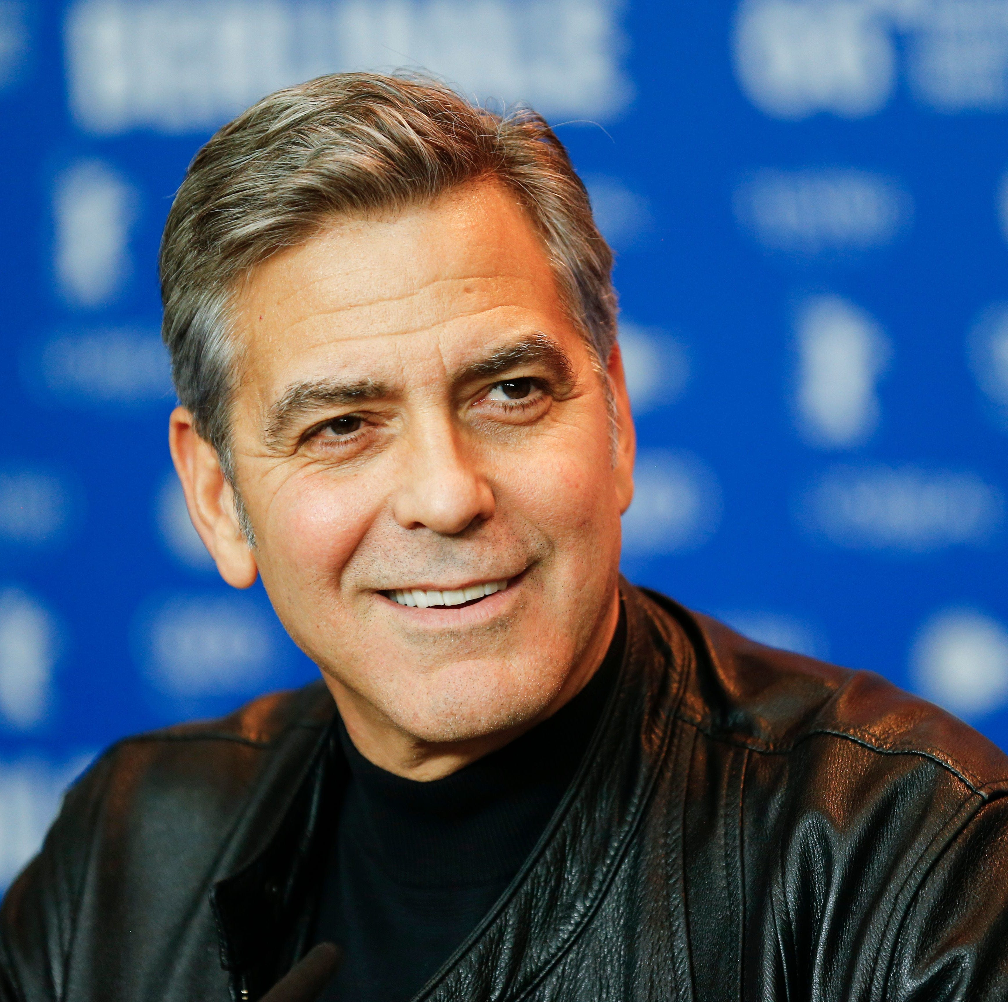 George Clooney, astronauts to attend black-tie event at Kennedy Space Center