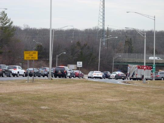 NJ traffic: Bridgewater multi-car accident clogs up Route 22