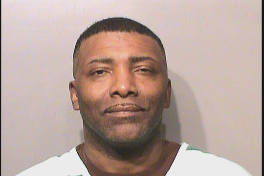 Michael Deavon Cameron, 44, shown in his Polk County Jail mugshot.