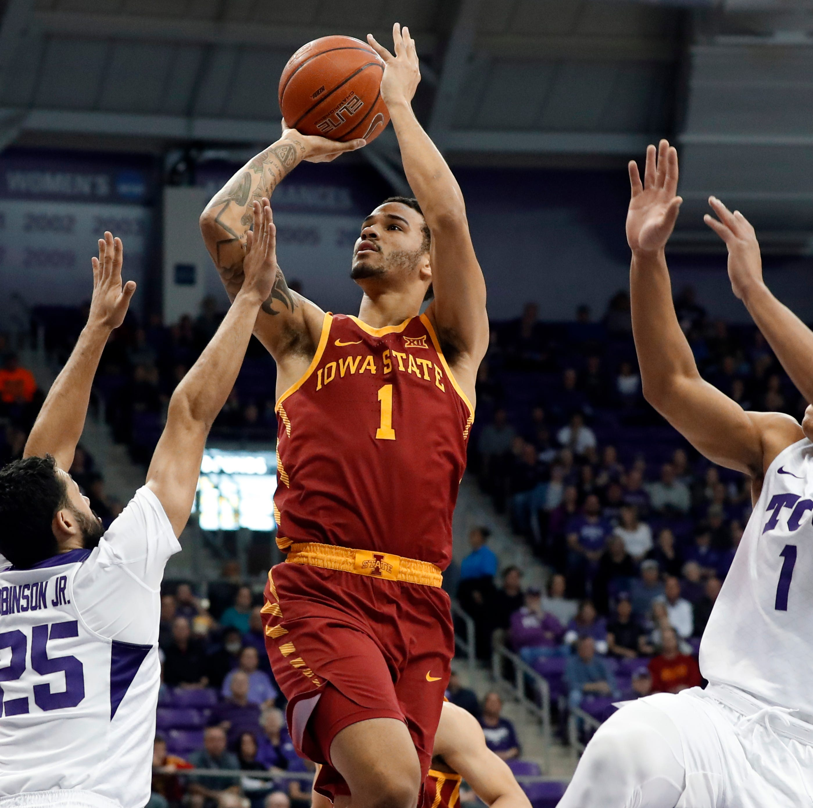 Iowa State drops second Big 12 game in a row, this time at TCU