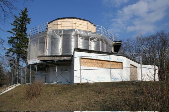 House of Tomorrow in Beverly Shores, Indian.