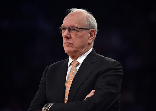 Jim Boeheim will coach Syracuse against top-ranked Duke tonight in his team's first game since the 74-year-old Basketball Hall of Famer struck and killed a pedestrian on a dark highway.