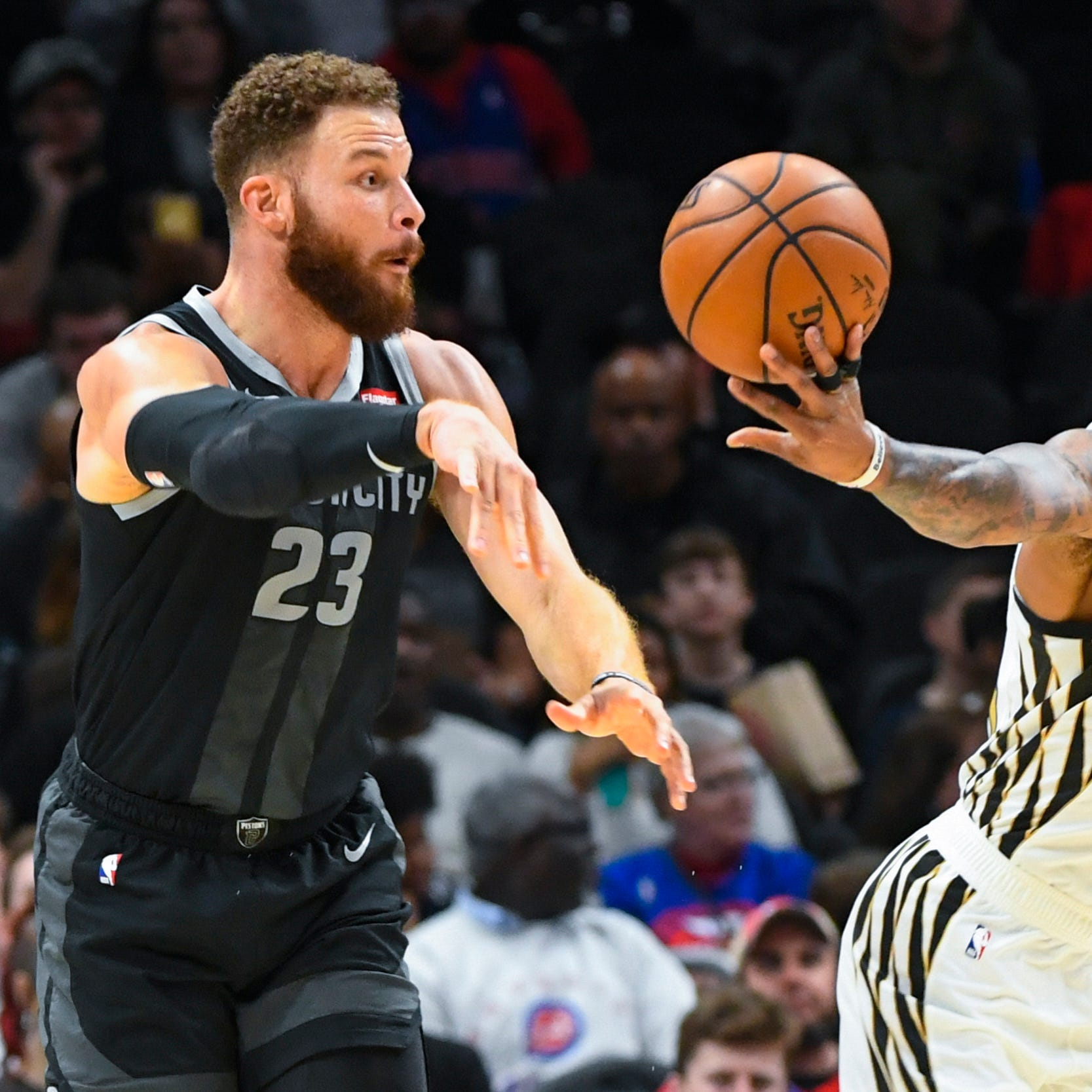 After Blake Griffin ejection and trash talk, Pistons get the last word