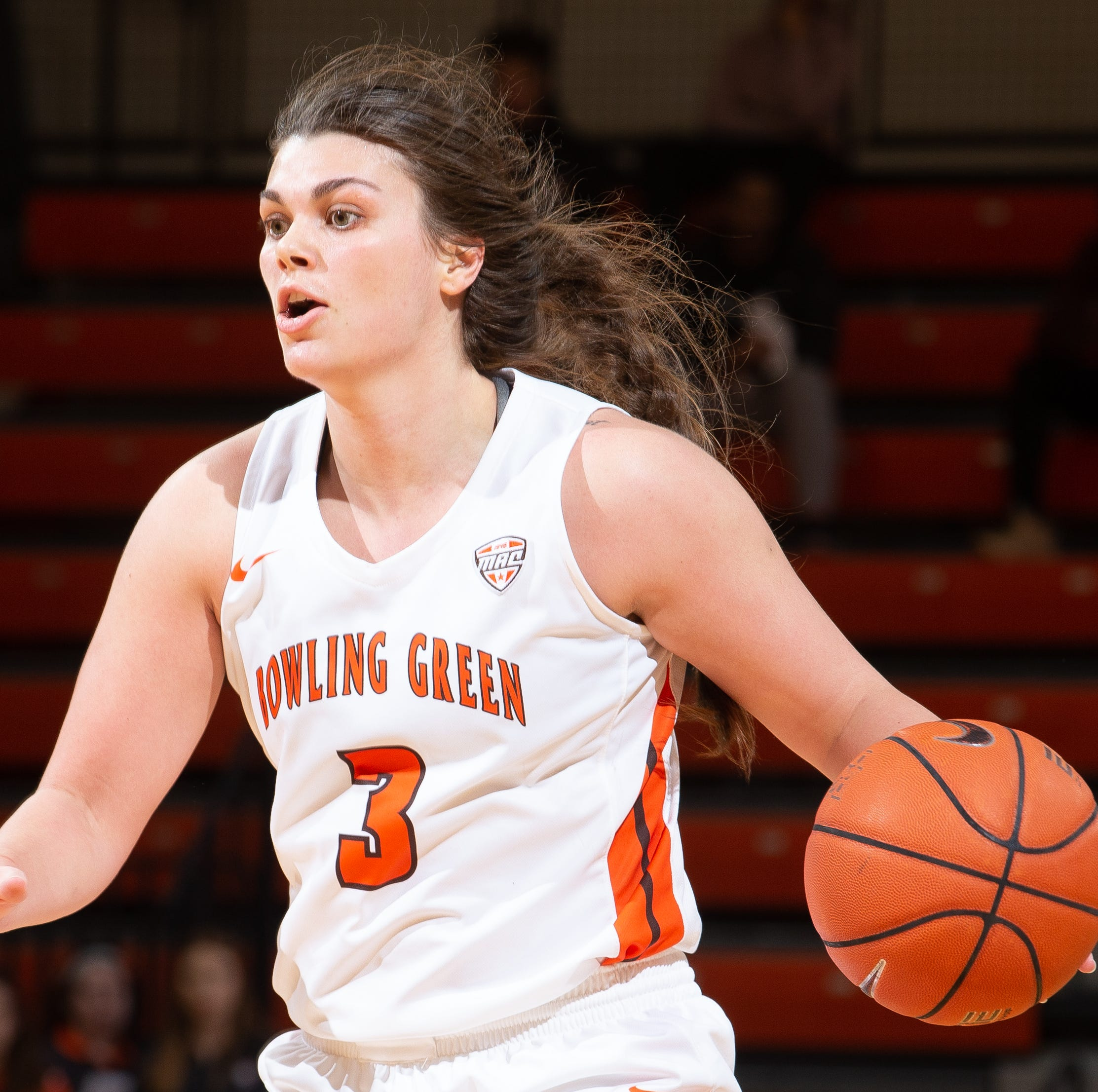 Oak Harbor grad Cecil is MAC's player of week again at BGSU