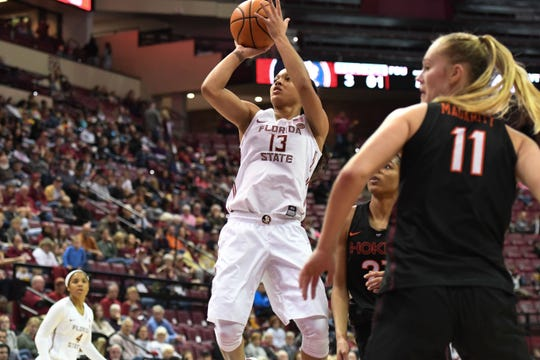 In her third season at Florida State, junior guard Nausia Woolfolk has become a well-respected presence during practices and team meetings while also putting together a career year on the court.