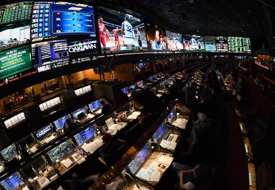This week's slate of games has many bettors looking forward to the action.