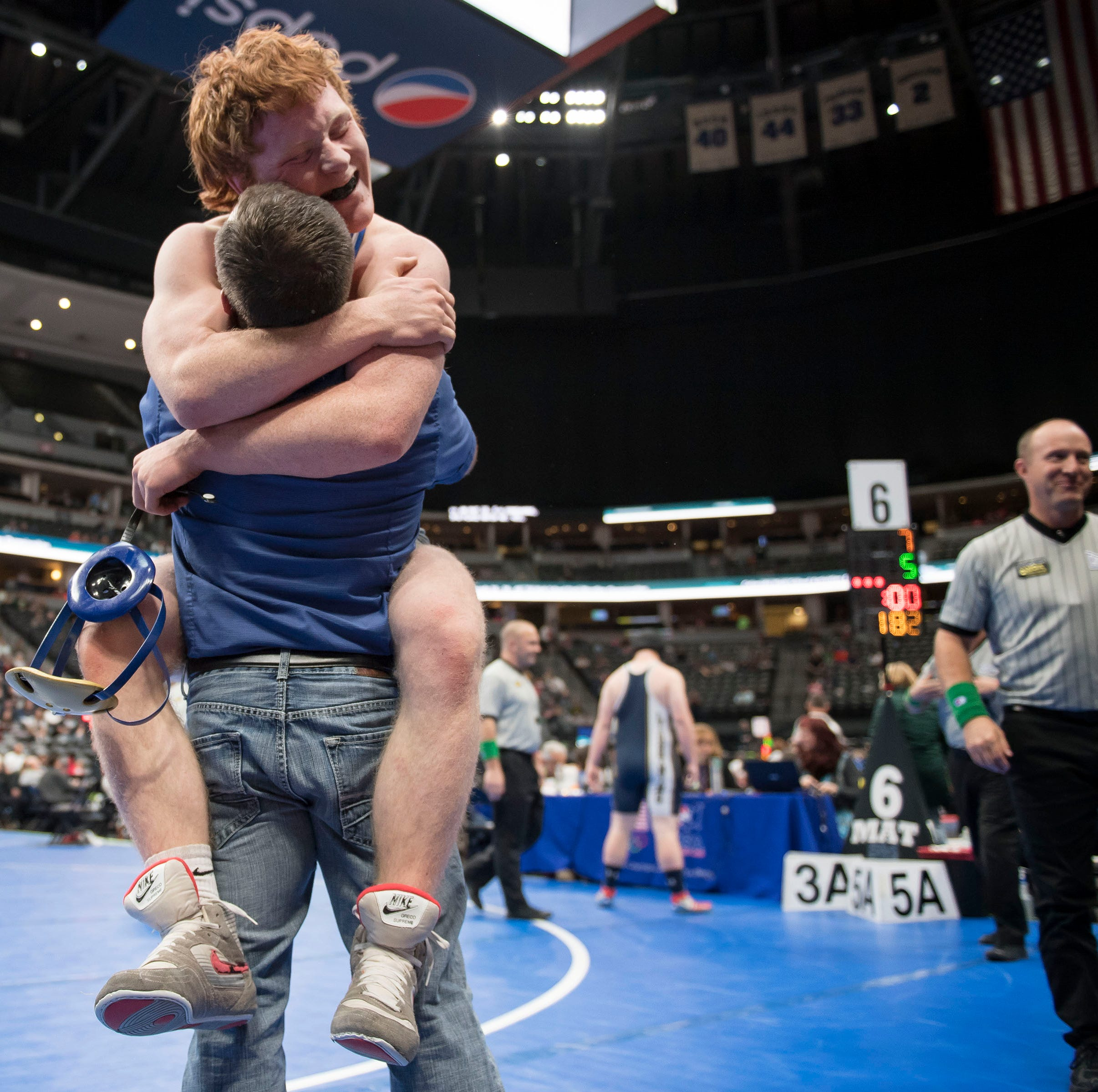 3 Poudre wrestlers finish 3rd at state championships