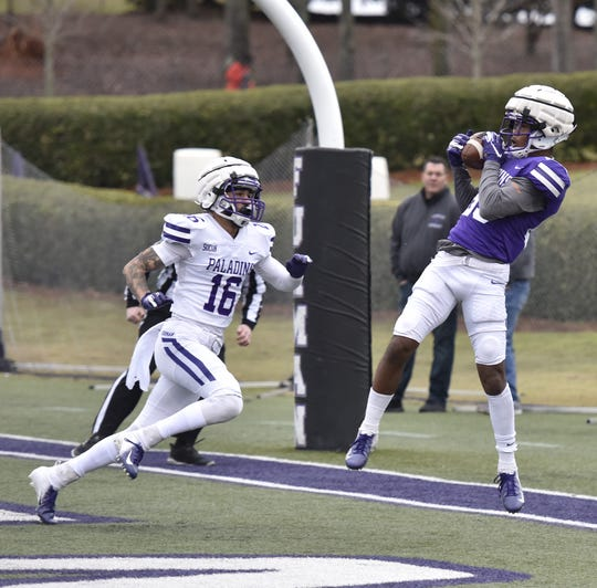 Furman hosts their annual purple-white football scrimmage Saturday at Paladin Stadium.