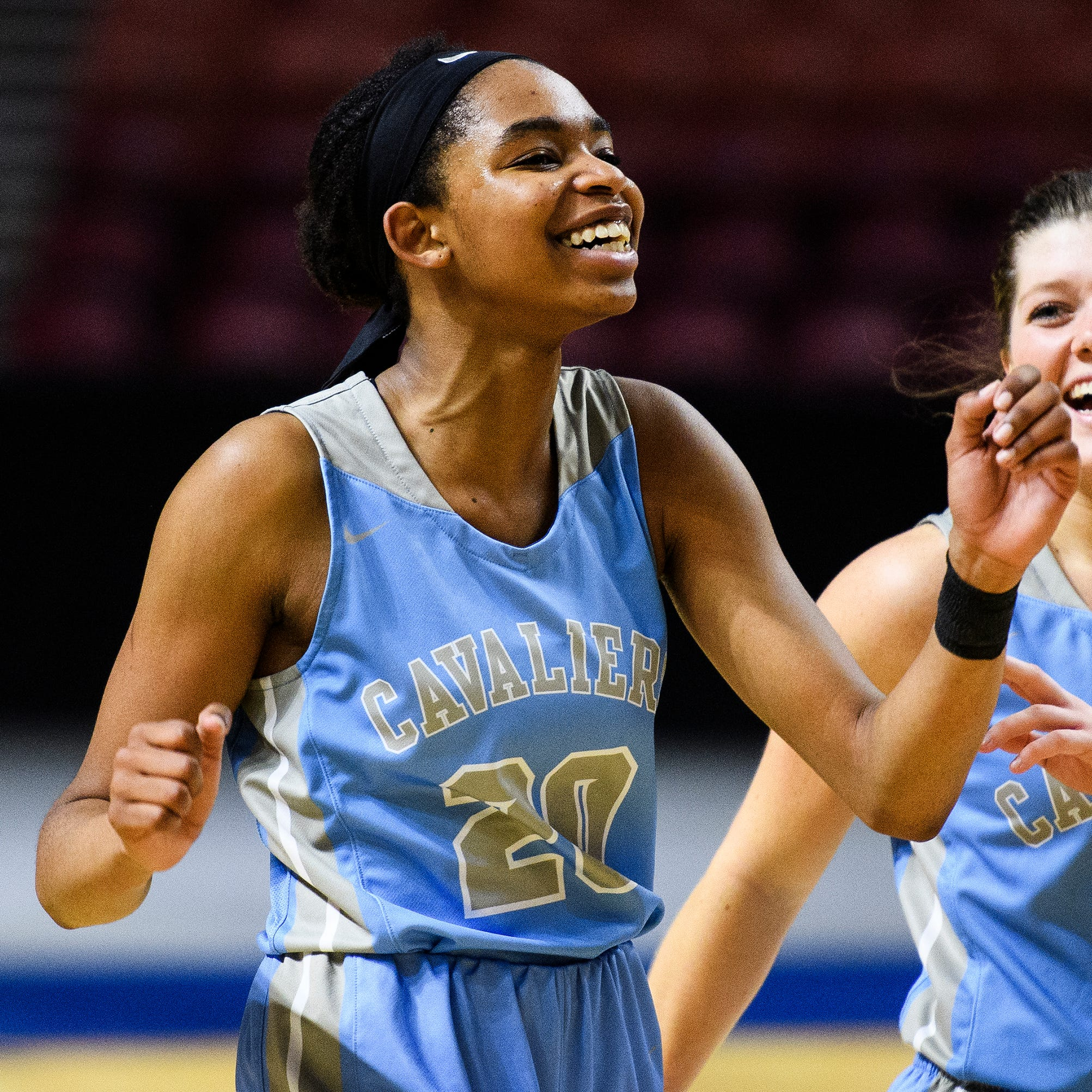 Christ Church wins Class AA girls basketball Upper State championship