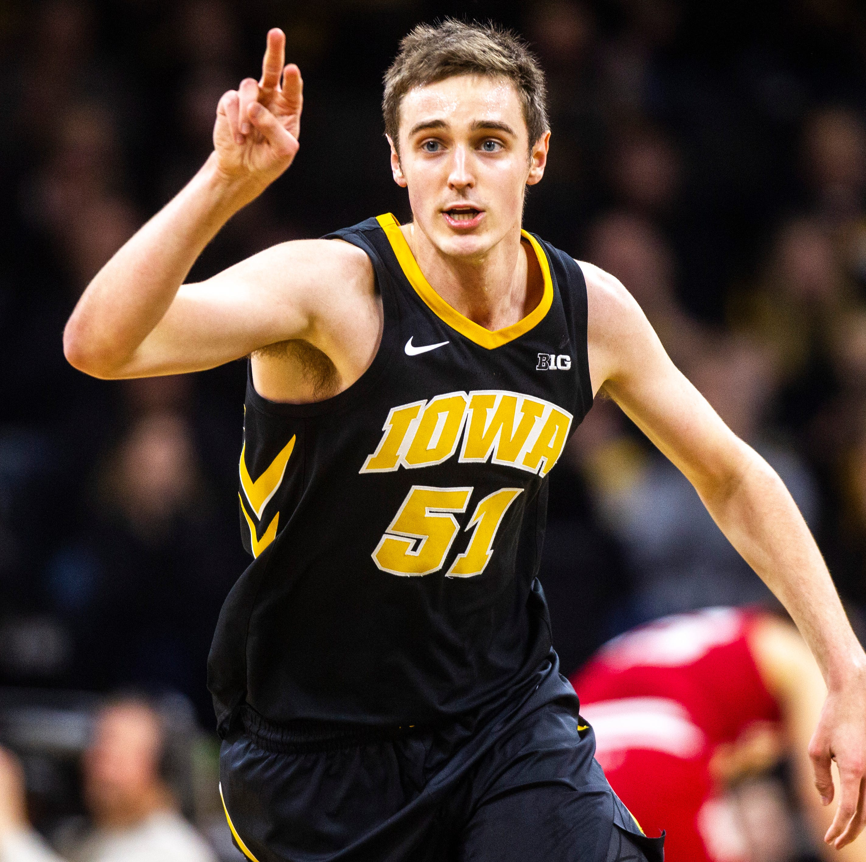 Appreciating the remarkable and historic career of Iowa senior Nicholas Baer