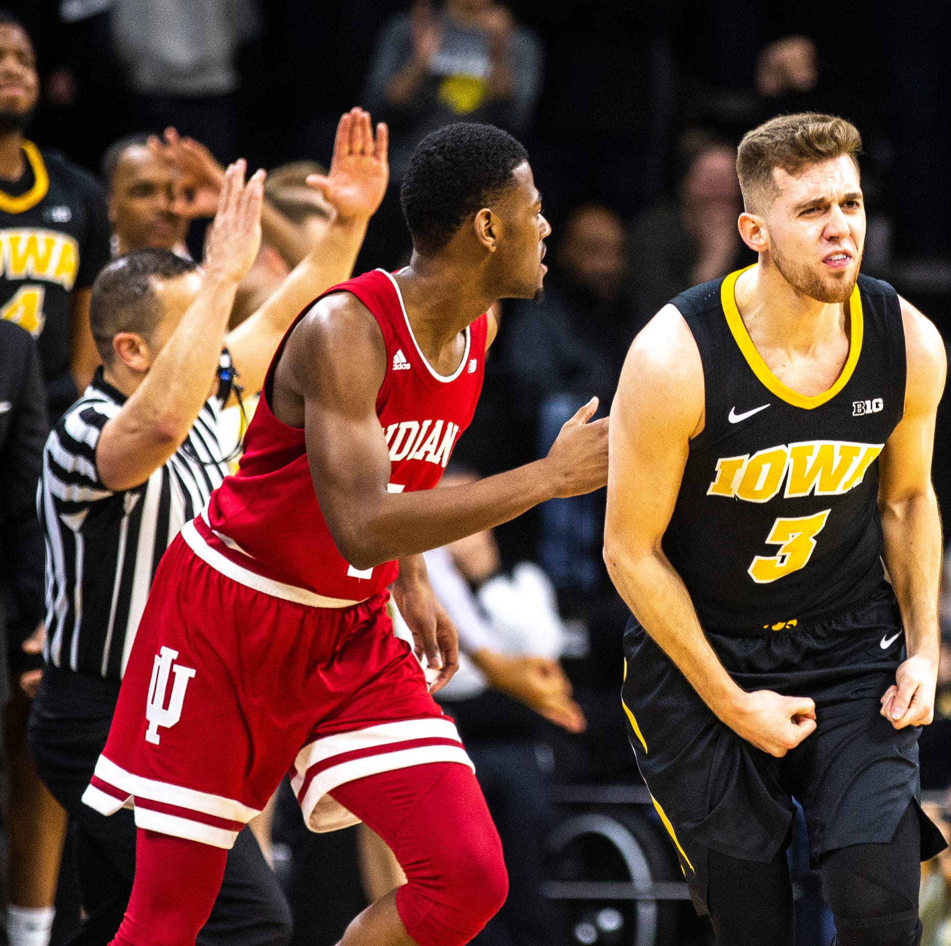 Insider: A familiar, painful lesson at Iowa — IU has to find shooters