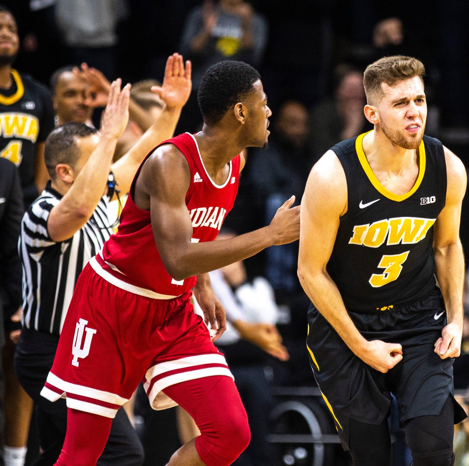 Hip injury leaves Jordan Bohannon's 2019-20 season in jeopardy