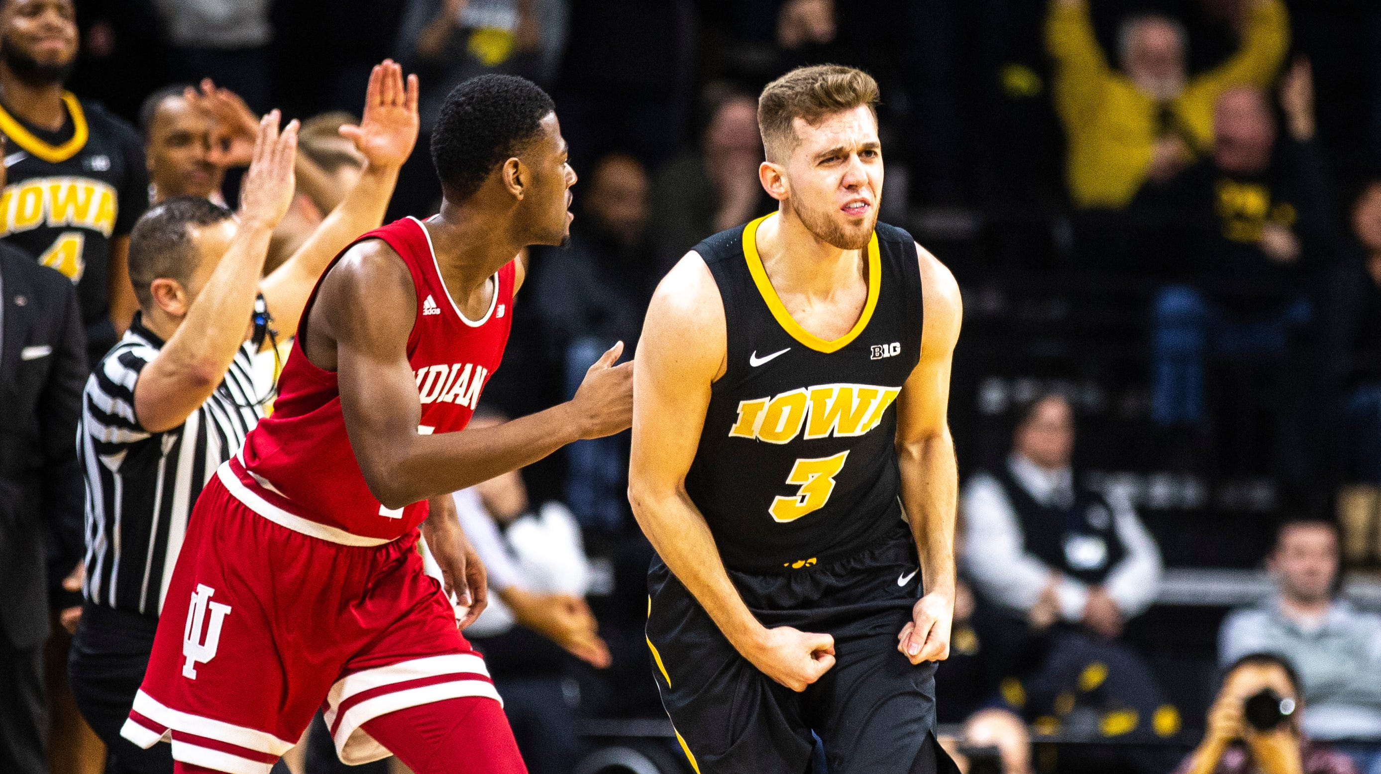 Hip injury leaves Jordan Bohannon's 2019-20 season in jeopardy