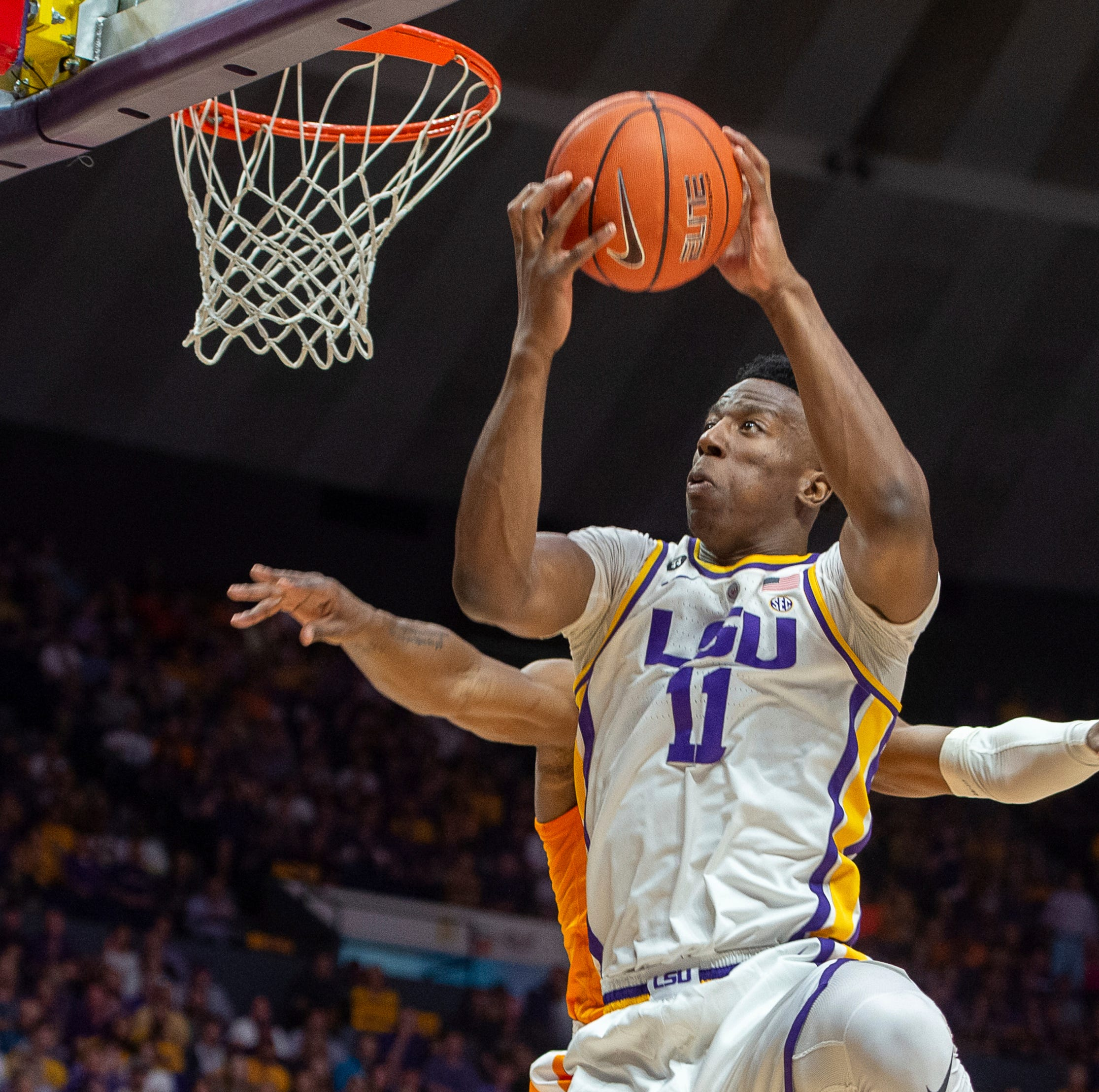 LSU had a Plan B ready on Friday, but had to go to Plan C Saturday to beat No. 5 Tennessee