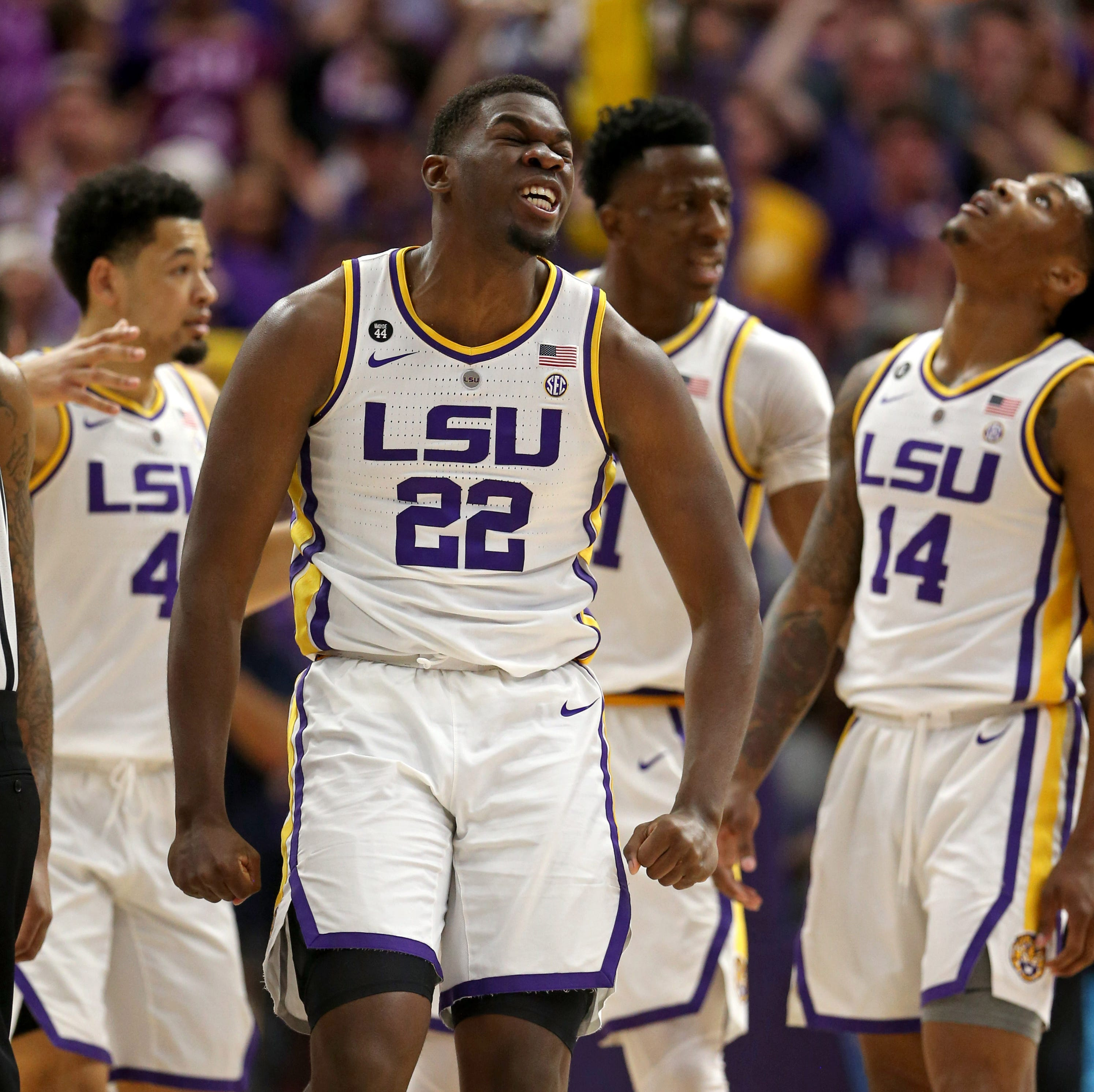 'Definitely going to get vicious,' Tremont Waters said of LSU's 'welcome' at SEC Tourney