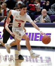 Fairfield Union senior Evan Conley is the 2019 Eagle-Gazette Boys Basketball Player of the Year.