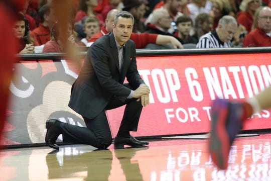 Tony Bennett, a man most Louisville fans see in their nightmares.