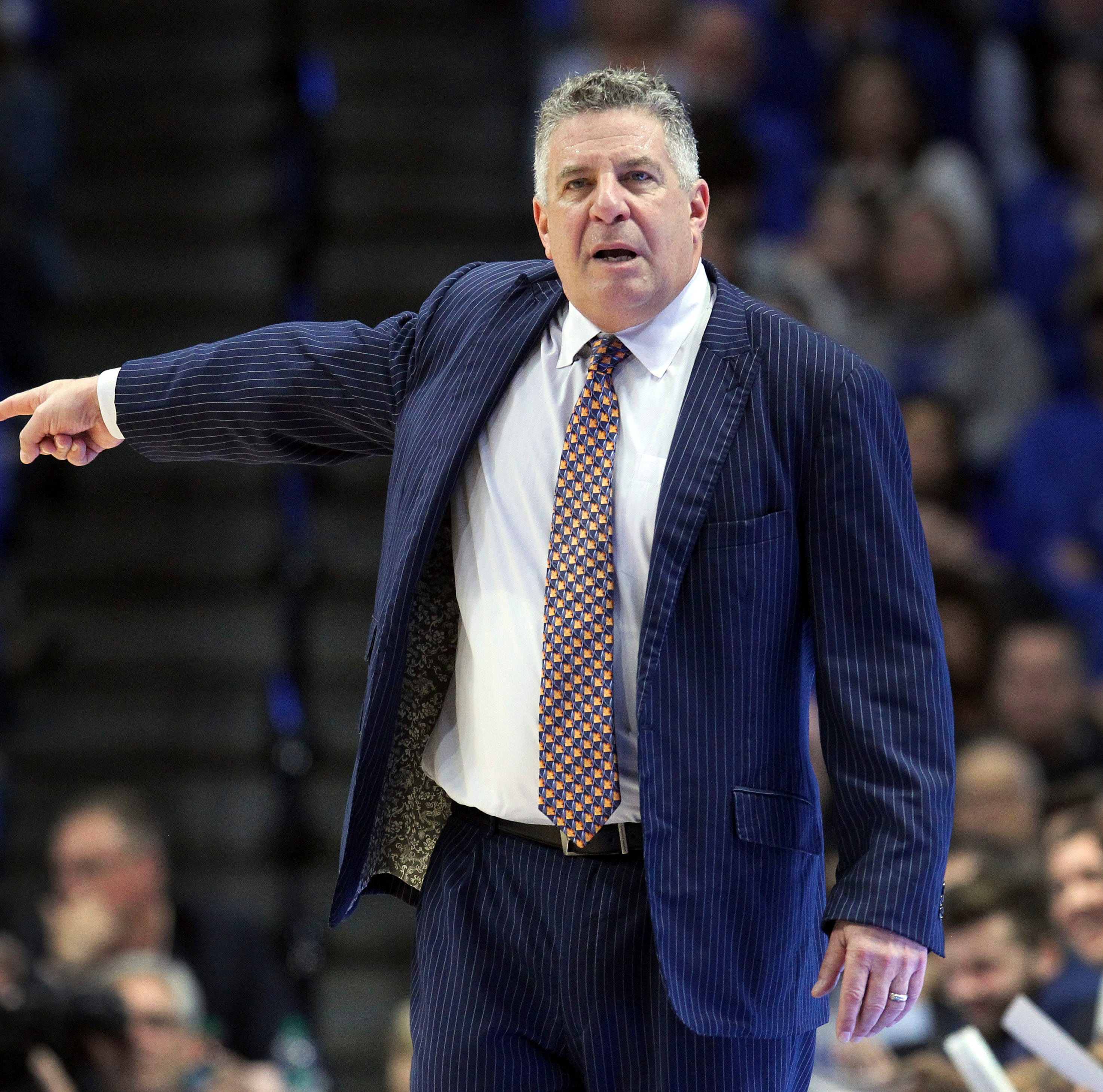 Bruce Pearl: 'A little difference' with this Kentucky basketball team